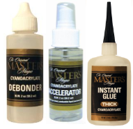 MASTER'S MAGIC GLUES
