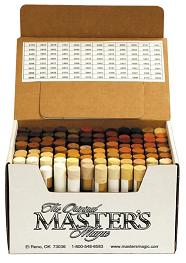 96 MASTER WAX STICK KIT